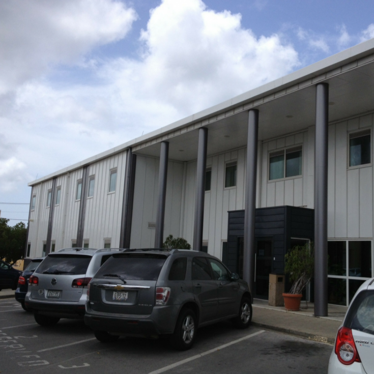 Kantoor Curacao, Prelaq in fels- en plankprofiel